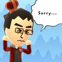 お父さん sorry ごめんなさい