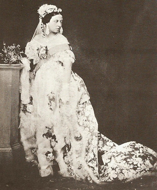 ヴィクトリア女王結婚式