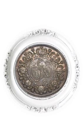 スイス・バーゼル 2ターレル銀貨 ND(1710 ) 2