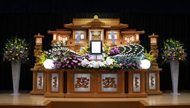 花祭壇 豊川 花屋 花夢