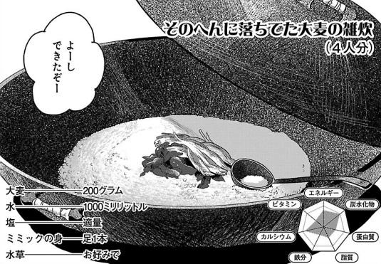 ダンジョン飯3-3