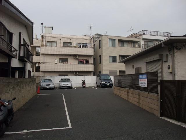コーポラティブハウス大井町計画地1