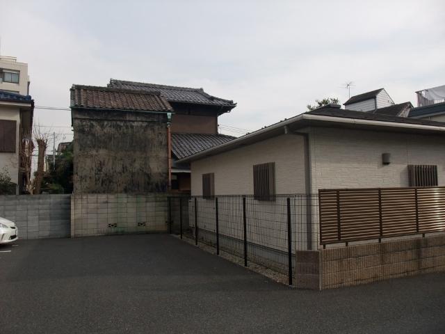 コーポラティブハウス大井町計画地2