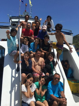 海ブログ、タオ島