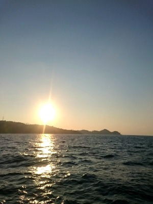 4月11日 午前ダイビング