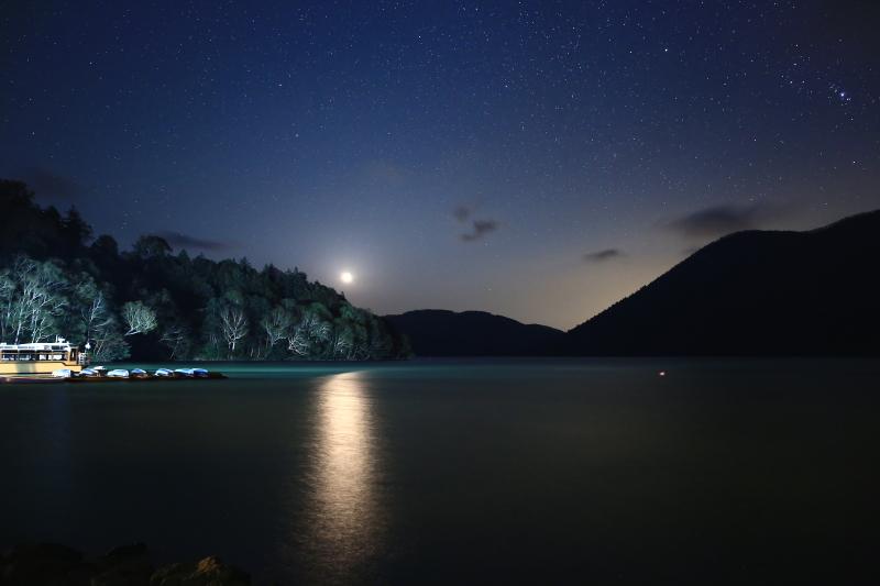 030 然別湖畔の夜0001
