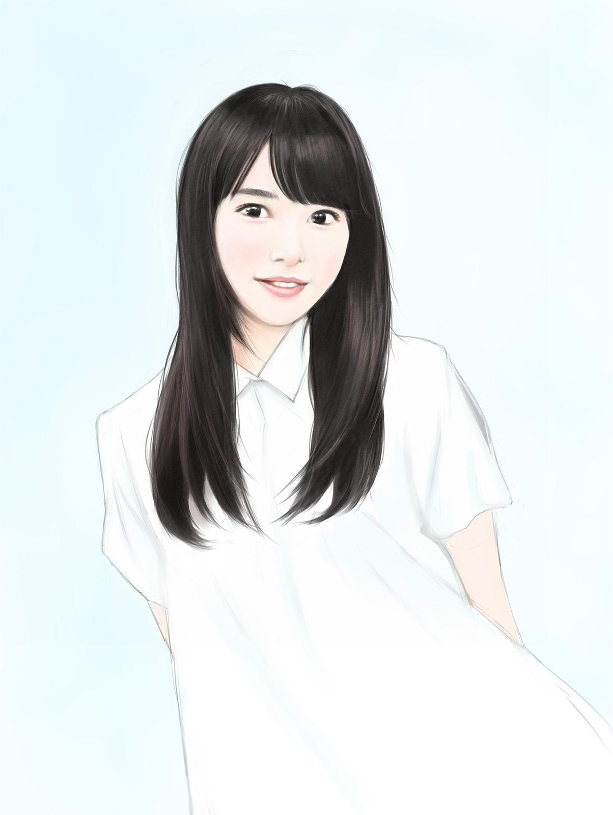 桜井日奈子嬢