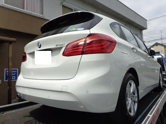 BMW218白