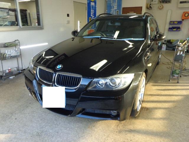BMW320Mスポ黒