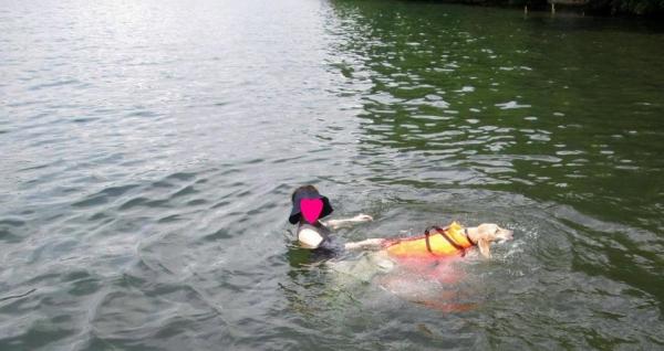初泳ぎ14