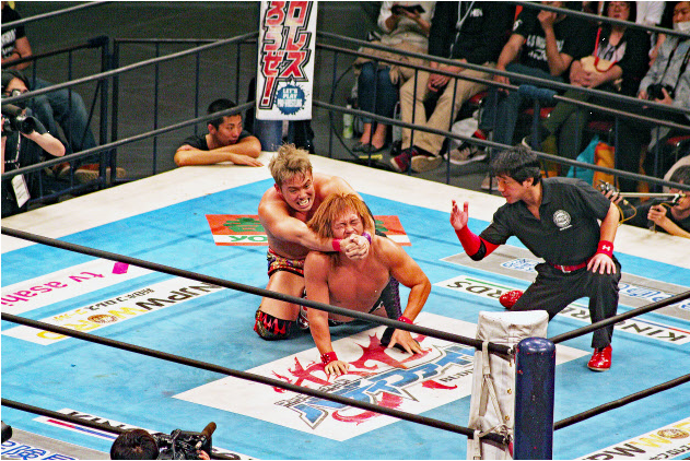 新日本プロレスリング株式会社no1