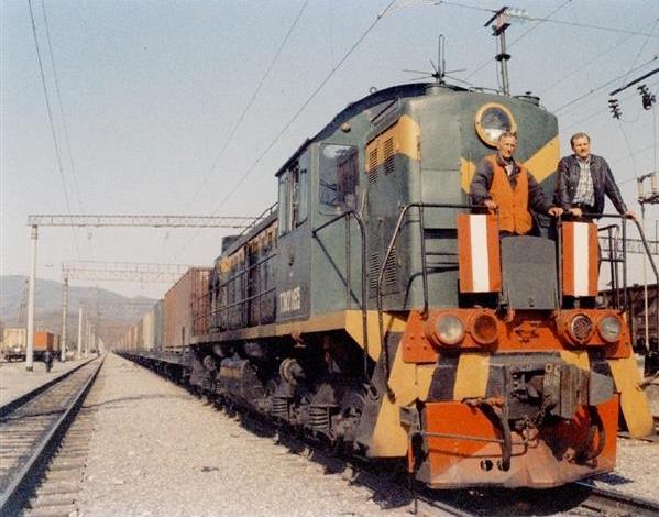 シベリア鉄道の北海道延伸no1