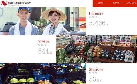 農業総合研究所(3541)初値予想とIPO分析記事