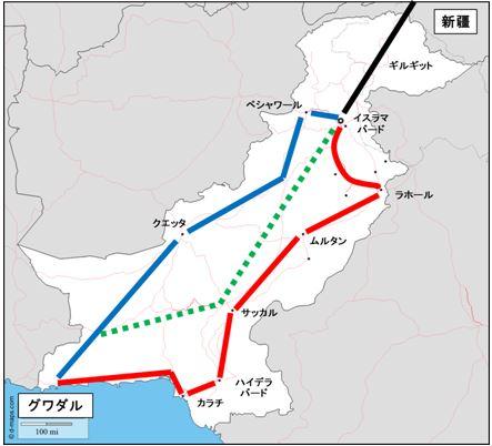 中パ経済回廊