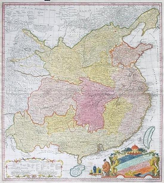 メルケルチャイナ地図a