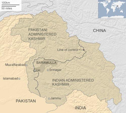 Kashimir Conflict Uri2