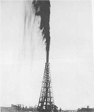 テキサス 石油