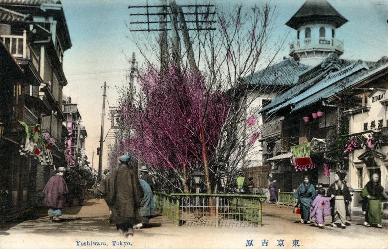 Tokyo_Yoshiwara_Taisho_Era_postcard.jpg