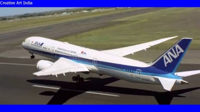 【神ワザ!】ボーイング社ANA787のテスト飛行がカッコイイ!