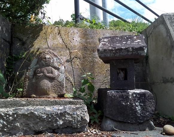 石仏 (2)