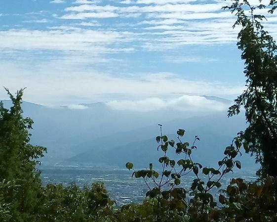 地附山トレイル (4)