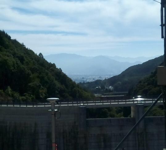 浅川ダム湛水 (1)