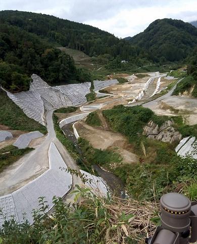 浅川ダム湛水 (6)