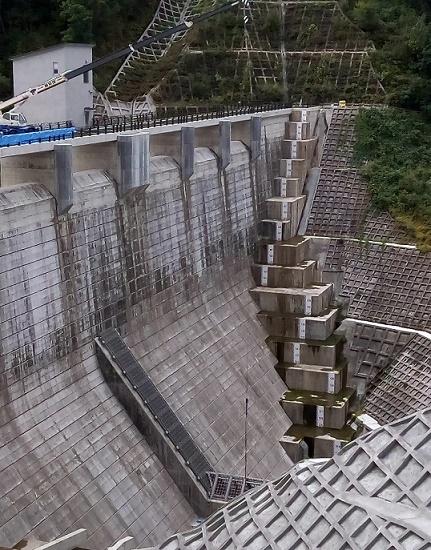 浅川ダム湛水 (8)