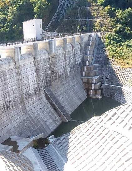 浅川ダム湛水 (9)