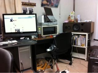 机の下のプラン2012年4月