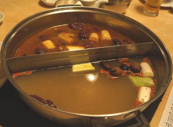 20160422 Tenshanfayway 火鍋 21㎝ DSC08079