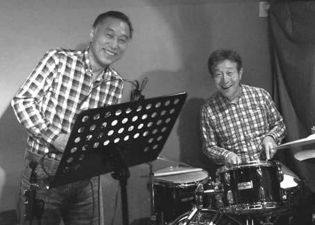 20160508 Jazzbird with Ozaki 16cmDSC09136