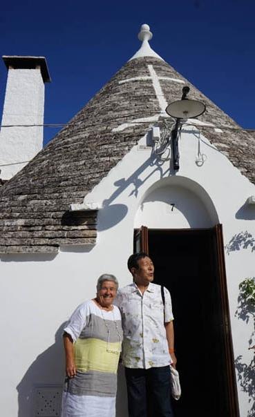 20160917 Alberobello eith Maria 15cm DSC06147