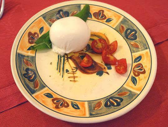 20160916 Alberobello 夕食 19㎝ DSC06050