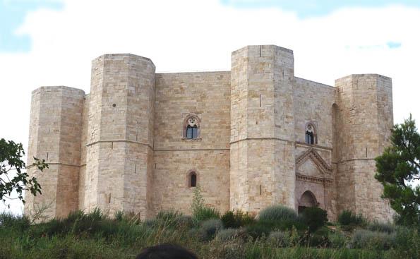 20160916 Castel de Monte 21cm DSC05984