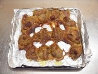 鶏レバーのカレーヨーグルト焼t27