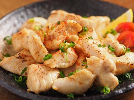 鶏むね肉の簡単焼き鳥t07