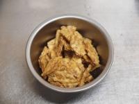 もやしと水菜のソース炒めt30