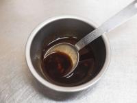 もやしと水菜のソース炒めt28