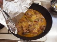 豚スペアリブのオレンジジュースt42