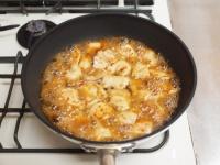 鶏むね肉のさっぱり甘酢炒めt61