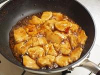 鶏むね肉のさっぱり甘酢炒めt64