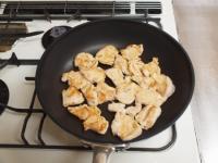 アマランサス入り鶏の南蛮煮t40