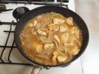 アマランサス入り鶏の南蛮煮t53