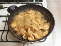 アマランサス入り鶏の南蛮煮t54