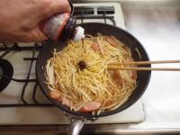 カレー風味焼きラーメンt33