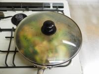 ブロッコリーの豚キムチ炒めt11