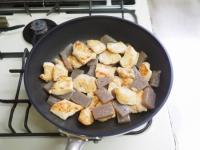 鶏むね肉の照り焼き丼t12