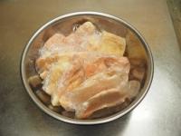 鶏皮の香味塩焼きt01