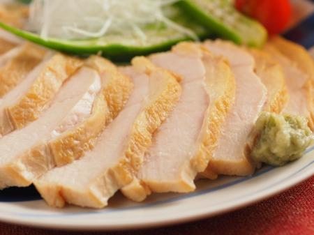 麺つゆ鶏むね肉鴨ロース風t34